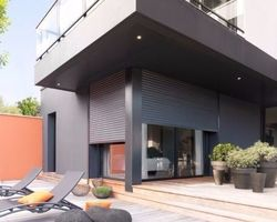 AMDP Delaunay - Broons - Menuiserie extérieure