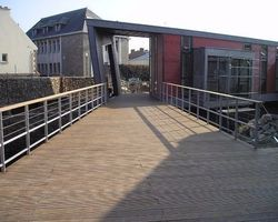 AMDP Delaunay - Broons - Terrasse
